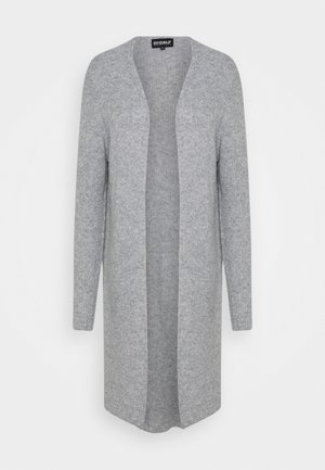 CABO LONG WOMAN - Cardigan - light grey