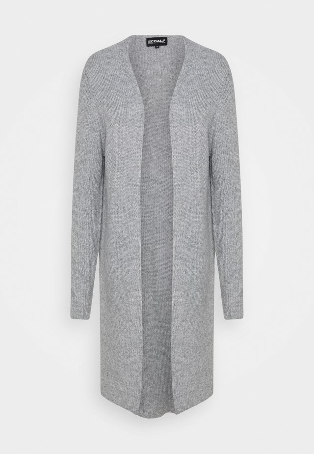 CABO LONG WOMAN - Neuletakki - light grey