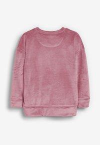 Next - VELOUR - Pyjama set - pink - 5