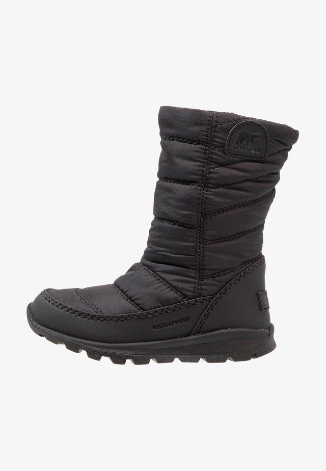WHITNEY MID - Zimní obuv - black