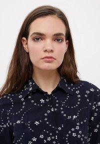 Finn Flare - Shirt dress - dark blue - 4