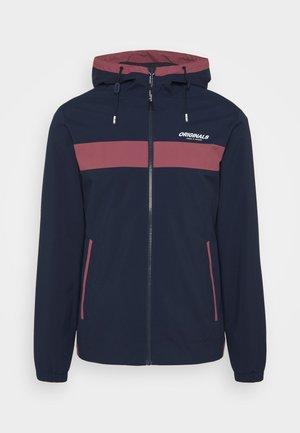 JORANDREW  - Giacca leggera - navy blazer/blocking