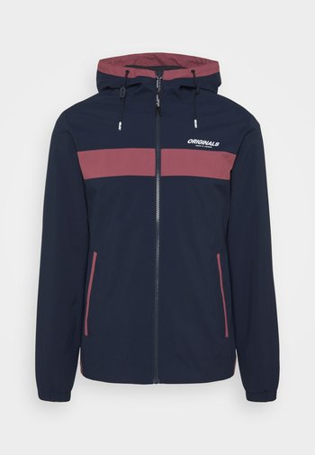 JORANDREW  - Summer jacket - navy blazer/blocking