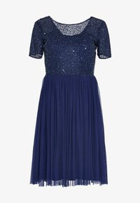 BEAUUT - Cocktail dress / Party dress - navy - 4