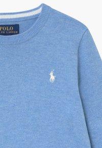Polo Ralph Lauren - Svetr - medium blue heather - 3