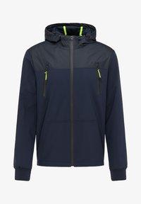 Mo - Light jacket - marine - 4