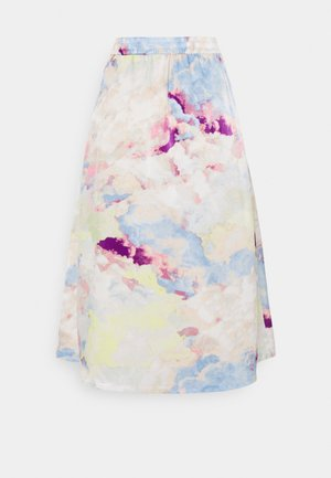 CLOUDY - A-line skirt - multi color