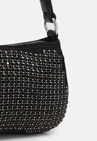 Topshop - ONE SIDED SHOLDER - Handbag - black - 3