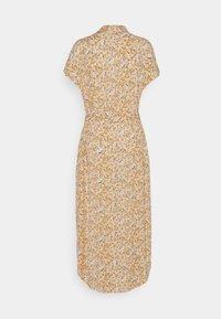 Object Tall - OBJMARIE DRESS - Maxi dress - honey mustard - 1