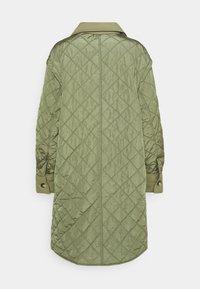Soaked in Luxury - COAT - Classic coat - olivine - 1