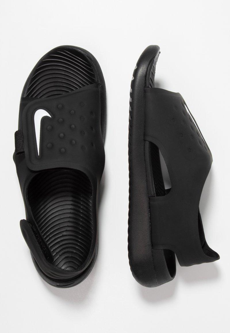 Nike Performance - SUNRAY ADJUST 5 - Chodecké sandály - black/white