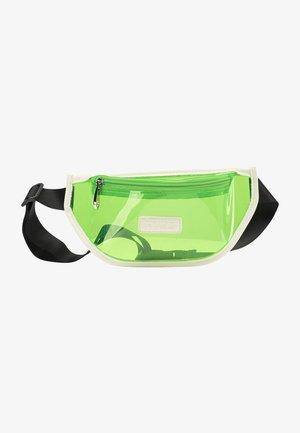 Bum bag - neon grün