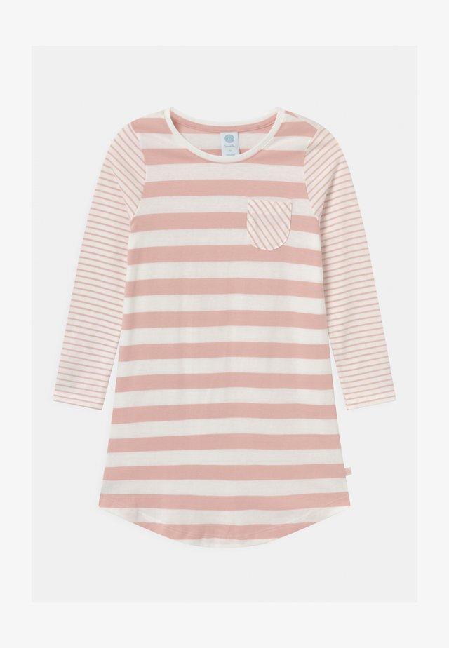 MINI STRIPES - Camicia da notte - pink