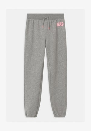 GIRL LOGO - Trainingsbroek - grey