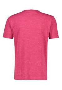 LERROS - SIMPLE THINGS - Print T-shirt - coral red - 1