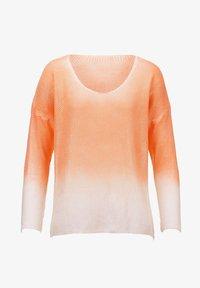 Alba Moda - Long sleeved top - off-white,pfirsich - 4