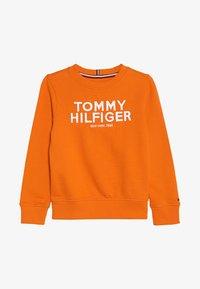 Tommy Hilfiger - LOGO - Collegepaita - orange - 3