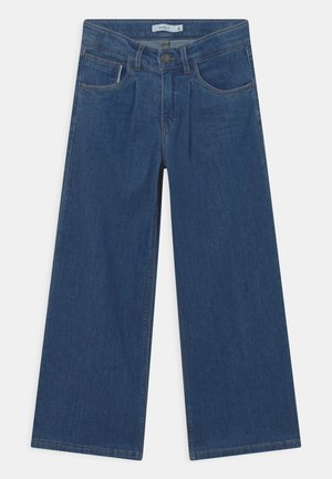 NKFBWIDE - Relaxed fit jeans - medium blue denim