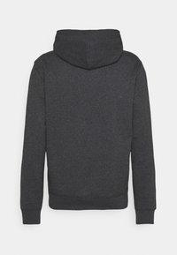 Tommy Jeans - GEL STRAIGHT LOGO HOODIE - Sweatshirt - black - 7