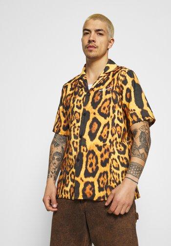 SPECIAL PIECES UNISEX - Shirt - black/brown