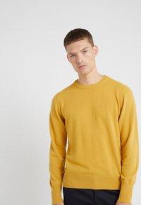 Editions MR - BOXY CREWNECK - Pullover - sun - 0
