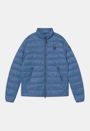 GIUBBINI CORTI IMBOTTITO OVATTA - Light jacket - light sapphire blue