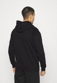 Nominal - NASA ROCKET HOOD - Sweatshirt - black - 2