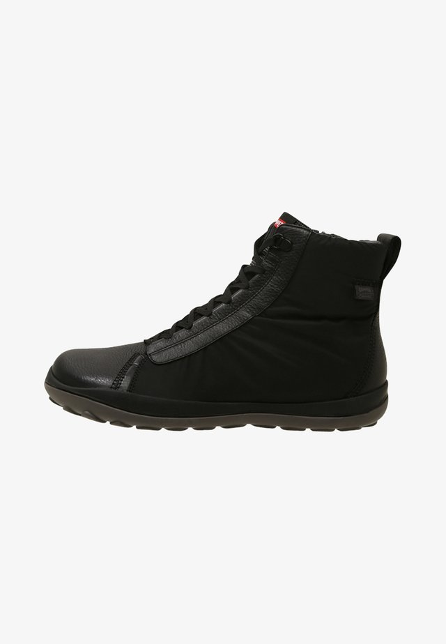 PEUP - High-top trainers - black