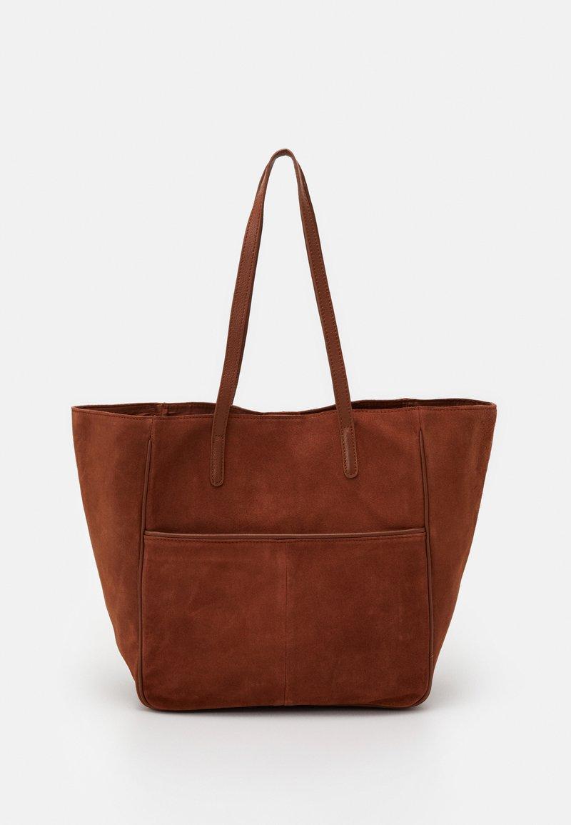 Zign - Handbag - cognac