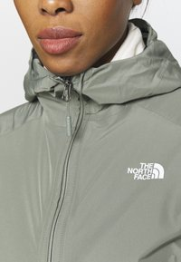 The North Face - WOMENS HIKESTELLER JACKET - Veste Hardshell - agave green - 4