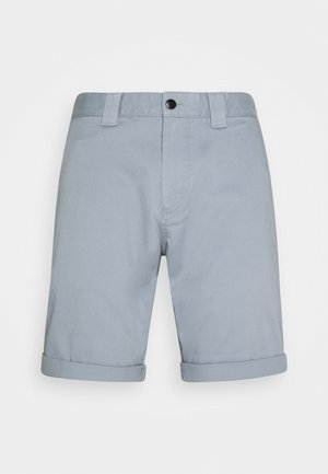 SCANTON - Shorts - cinder blue
