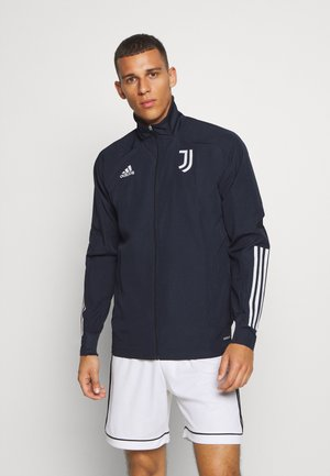 JUVENTUS SPORTS FOOTBALL TRACKSUIT JACKET - Article de supporter - legink/orbgrey