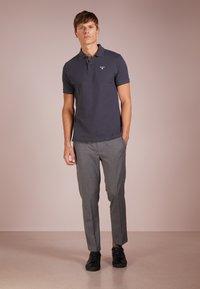 Barbour - TARTAN  - Polo shirt - dark blue - 1