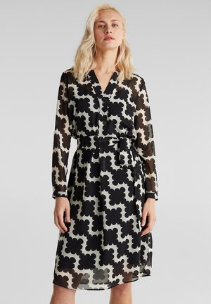 FLUENT GEORGE - Day dress - black