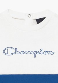 Champion - TODDLER COLORBLOCK SET - Survêtement - blue/white/red - 4