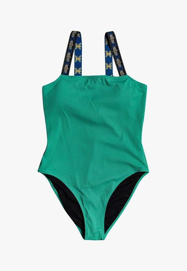 Badpak - marine green
