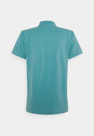 SOLID - Polo shirt - light aqua green