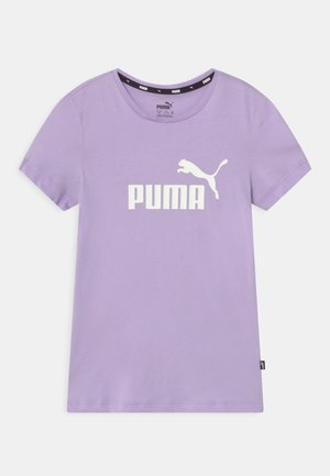 LOGO UNISEX - Print T-shirt - light lavender