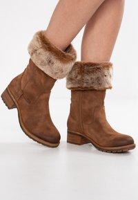 Rieker - Winter boots - brown - 0