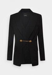 Pinko - COLLIMAZIONE JACKET - Short coat - nero - 0
