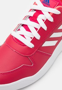 adidas Performance - VECTOR K UNISEX - Sports shoes - power pink/footwear white/signal pink - 5
