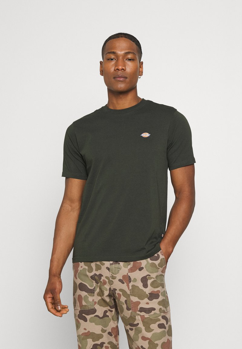 Dickies - MAPLETON - Basic T-shirt - olive green
