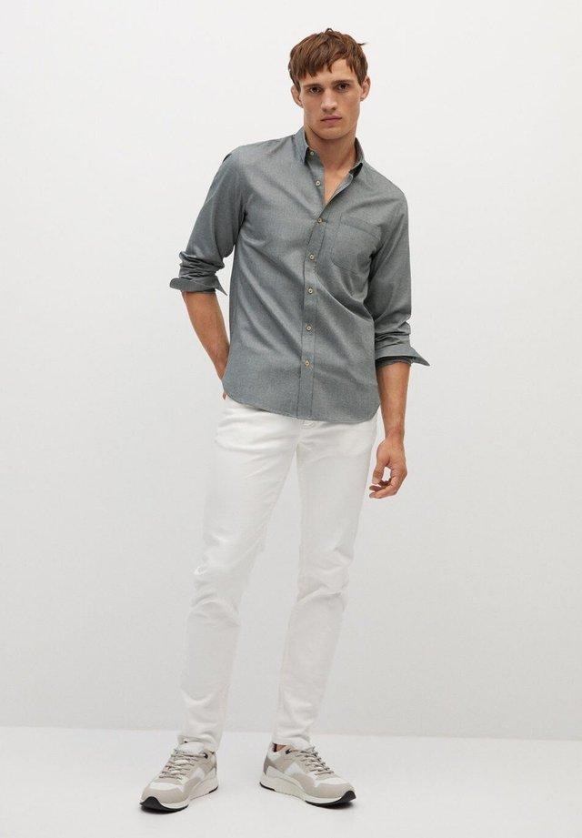 TWILL - Camicia - khaki
