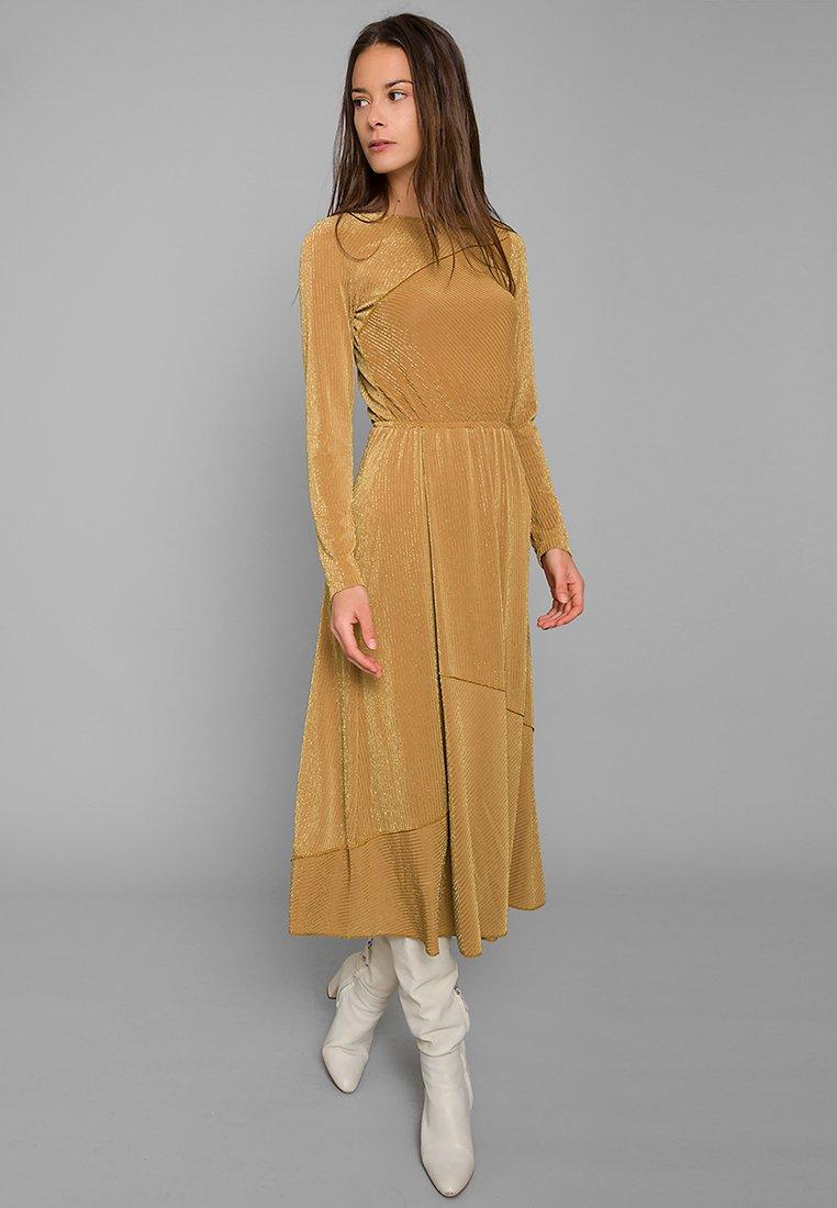 Mykke Hofmann - Jersey dress - yellow