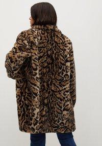 Violeta by Mango - OSO7 - Winter coat - beige - 2