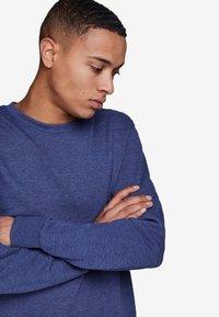 Jack & Jones - Sweatshirt - mottled blue - 4