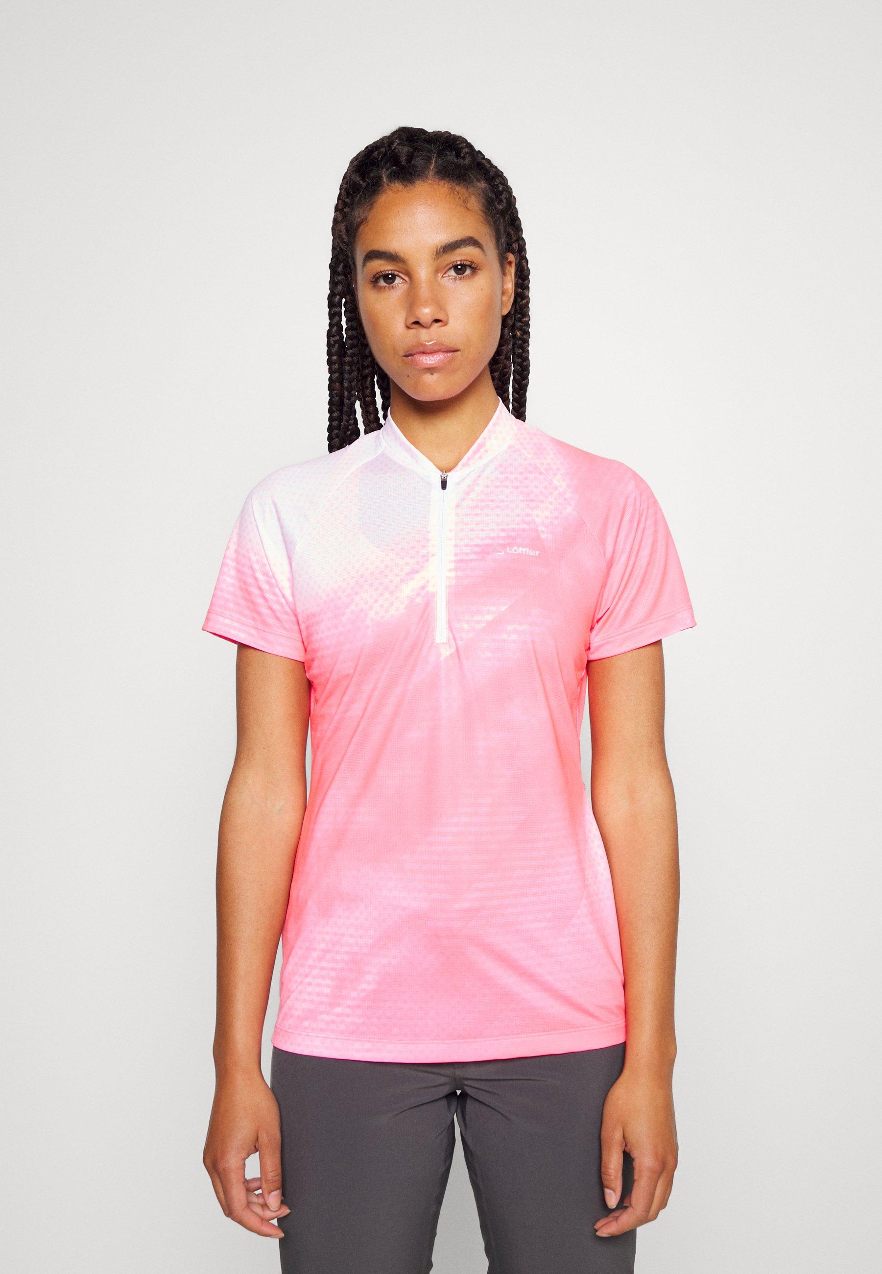Femme BIKE CLOUDY - T-shirt imprimé