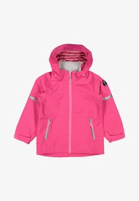 Polarn O. Pyret - Waterproof jacket - pink - 0