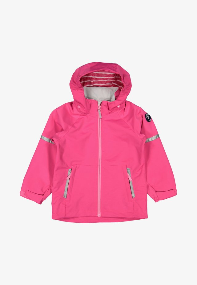 Waterproof jacket - pink