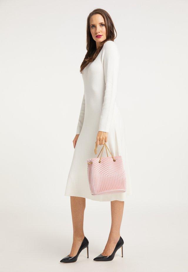 Shopping bag - hellrosa